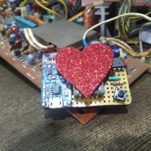 Lor's Electronic Heart