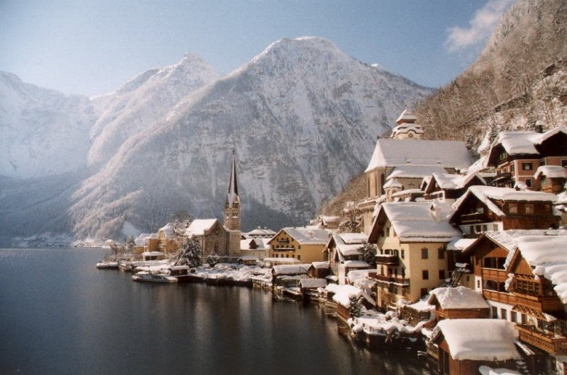 Hallstatt Photo Point