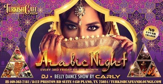 Arabic Night!