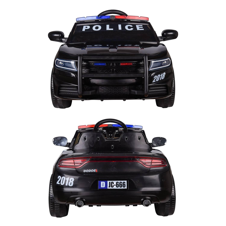 voiture electrique police americaine cop