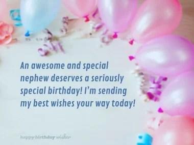 Happy Birthday Nephew Happy Birthday Wisher