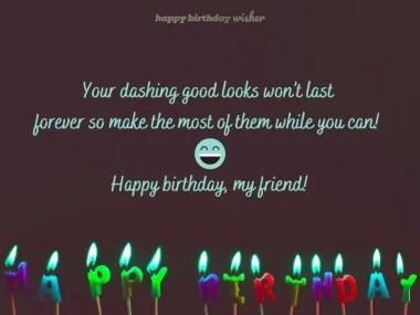 Birthday Wishes For Best Friend Male Happy Birthday Wisher