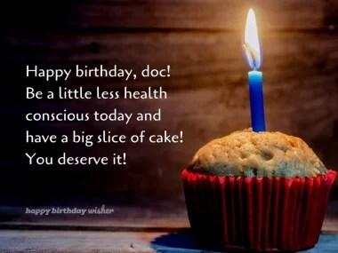 Top Happy Birthday Doctor Wishes Happy Birthday Wisher