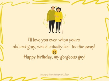 Short Funny And Sweet Birthday Wishes For Boyfriend Happy Birthday Wisher