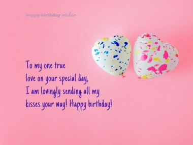 Romantic Birthday Wishes Happy Birthday Wisher