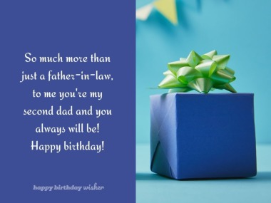 Birthday Wishes For Father In Law Happy Birthday Wisher
