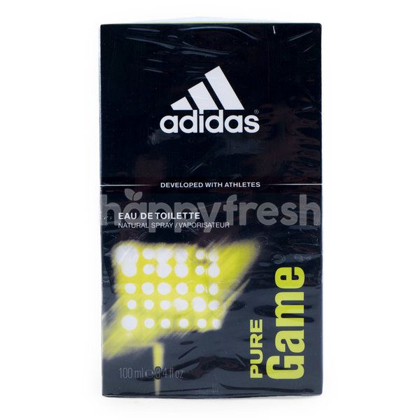Image result for Adidas Pure Game (M) EDT 100mL