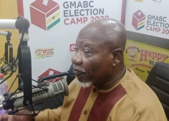Find out Allotey Jacobs favourite Ghanaian musicians