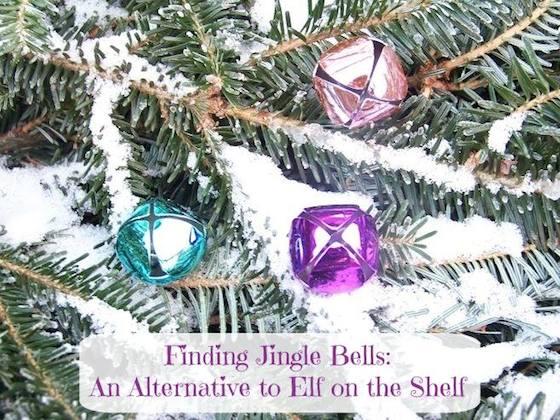 finding jingle bells