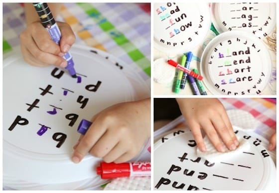 Expo Dry Erase Ink Indicators Plastic Plates