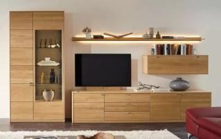 Wohnwand Thalea M in Eiche sand online bei HARDECK kaufen