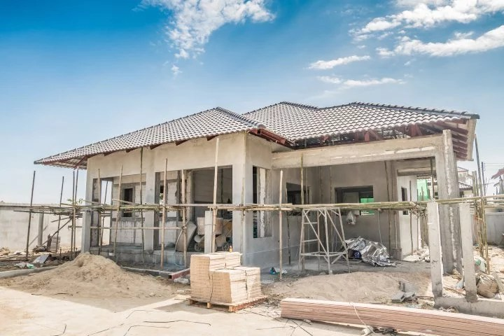 House building: sensible insurance for builders