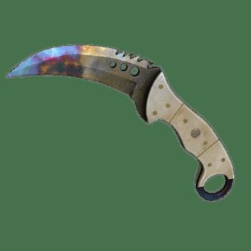 ★ Talon Knife - Case Hardened