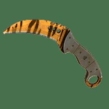 ★ Talon Knife - Tiger Tooth