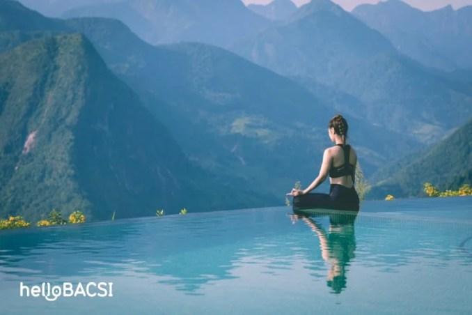 Practice meditation to manage stress