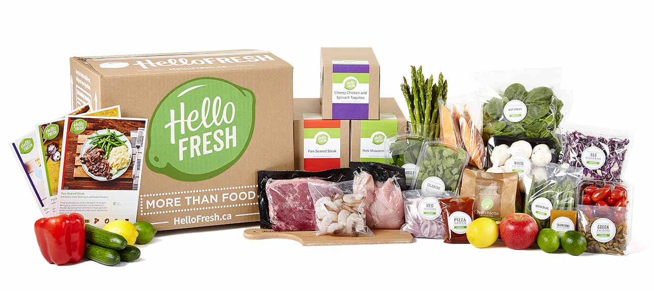 Image result for hello fresh