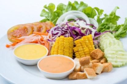 salad dressing yang paling sehat