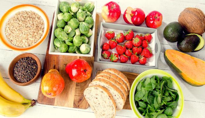 Image result for makanan berserat