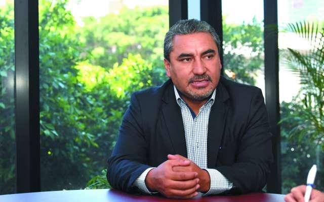 Pérez Cova dijo que se tiene conocimiento de 70 casos de jubilaciones obligadas. FOTO:  PABLO SALAZAR