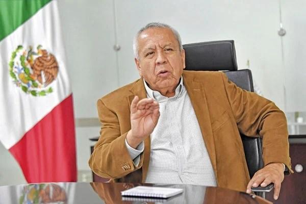 Francisco Garduño, recién nombrado titular del INM, dijo que su tarea es combatir la corrupción. Foto: Especial