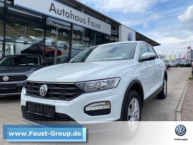 Volkswagen T Roc Gebrauchtwagen Und Jahreswagen Autobild De