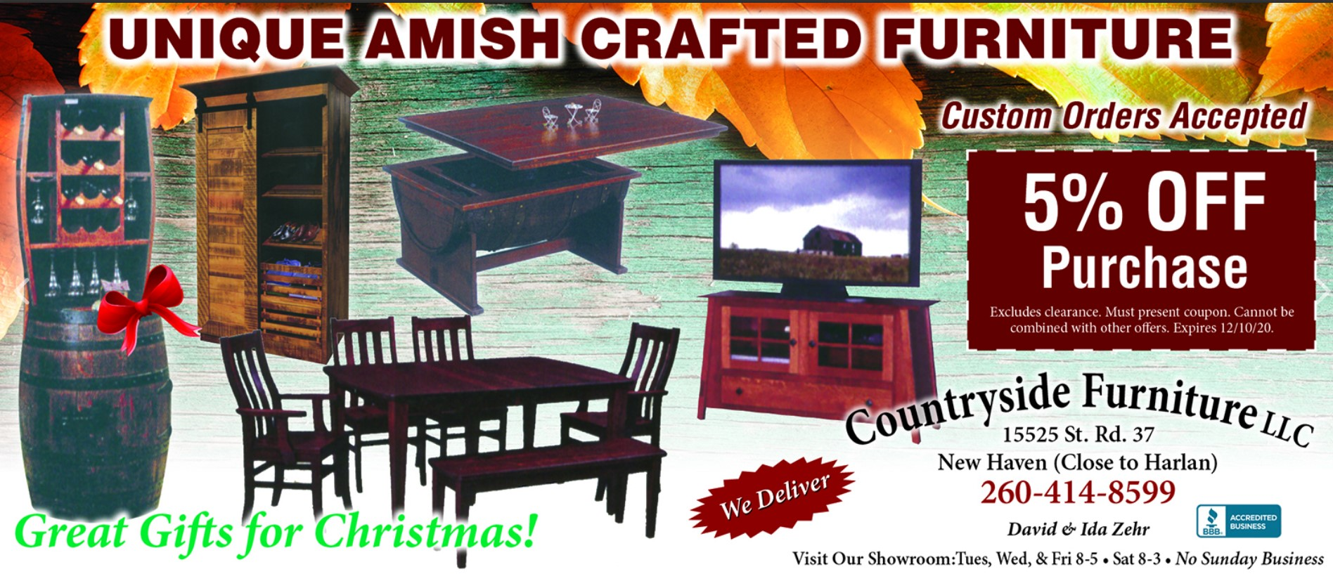 countryside furniture llc furniture