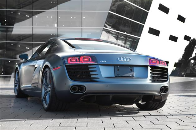 Audi R8 Exclusive Selection Edition (2)