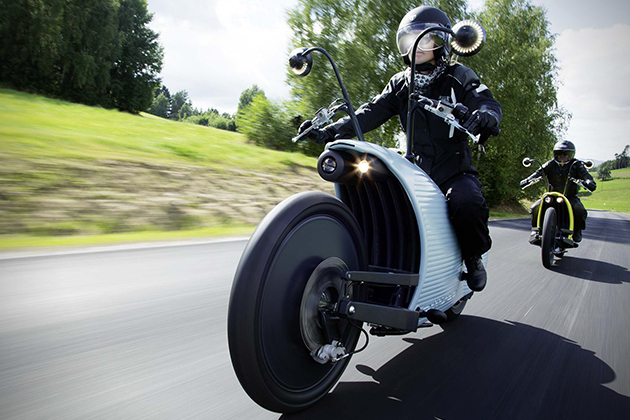 Johammer J1 Electric Motorcycle 2
