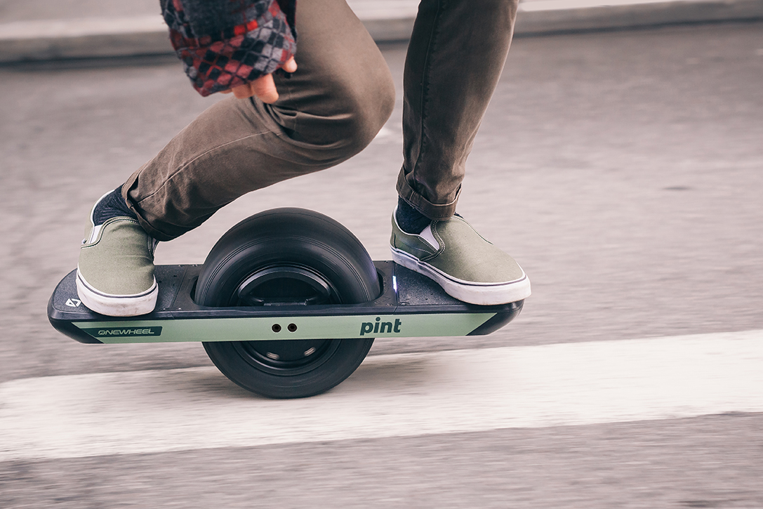 Onewheel Pint Electric Board Hiconsumption