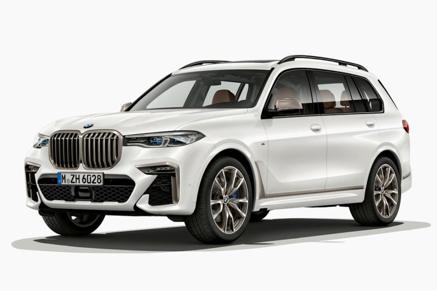 2020 BMW X7 M50i SUV   HiConsumption