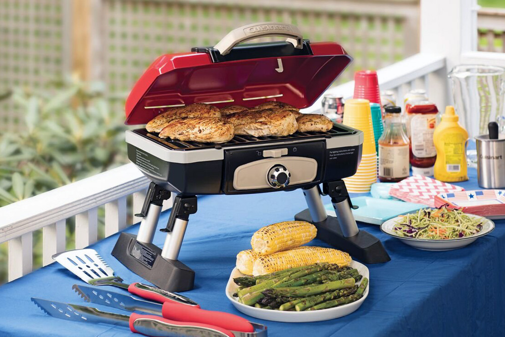 8 best small grills for apartment use