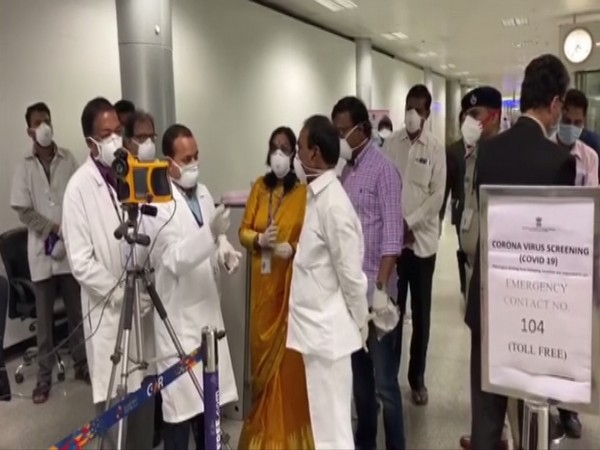 कोरोनावायरस: हैदराबाद सॉफ़्टवेयर इंजीनियर एक हफ्ते भीतर अस्पताल से मिल सकती है छूट्टी