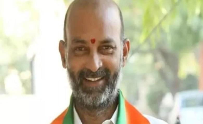 तेलंगाना राज्य के बीजेपी अध्यक्ष बने संजय कुमार!