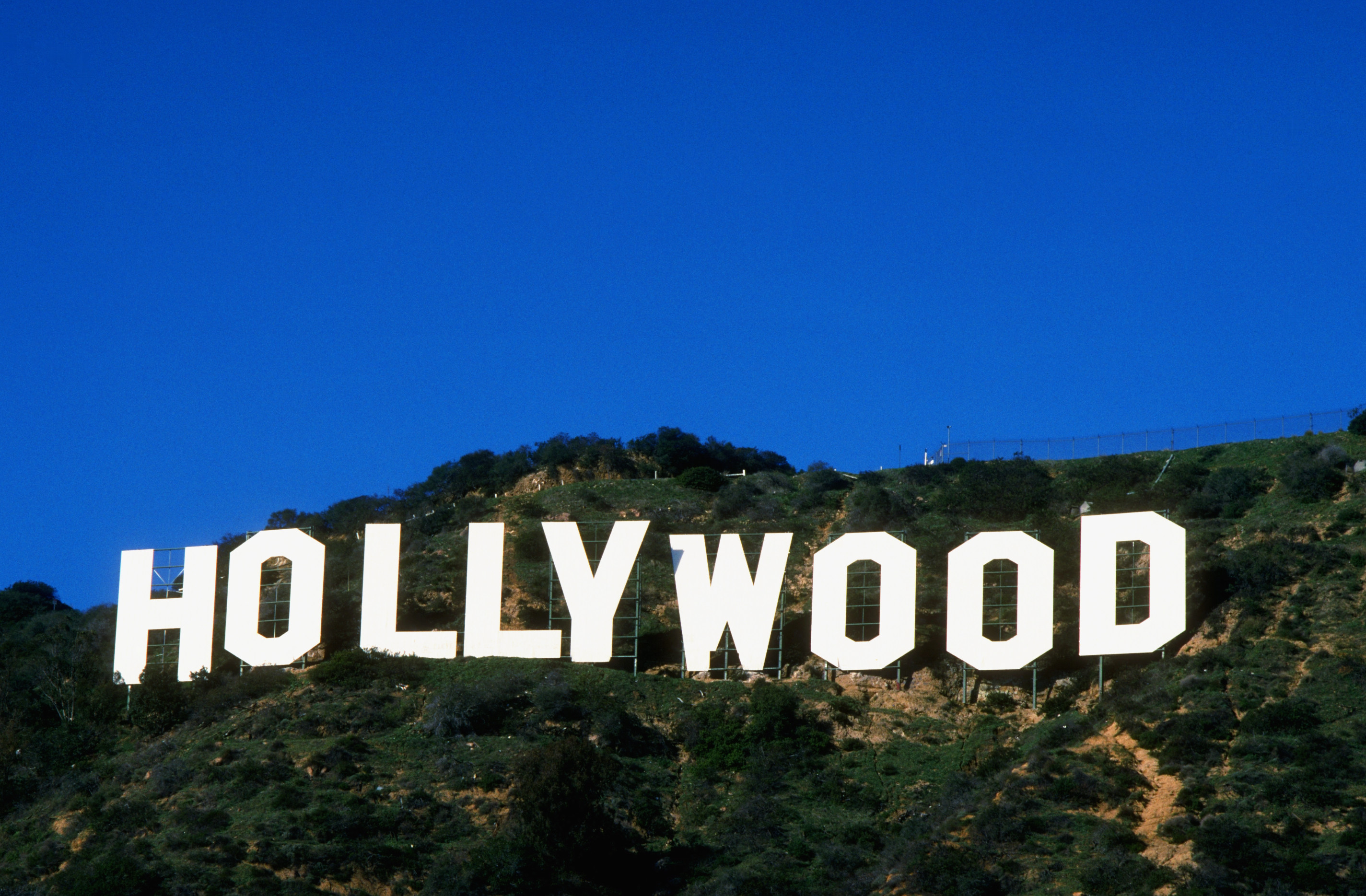 california hollywood sign The lack of diversity in the film industry