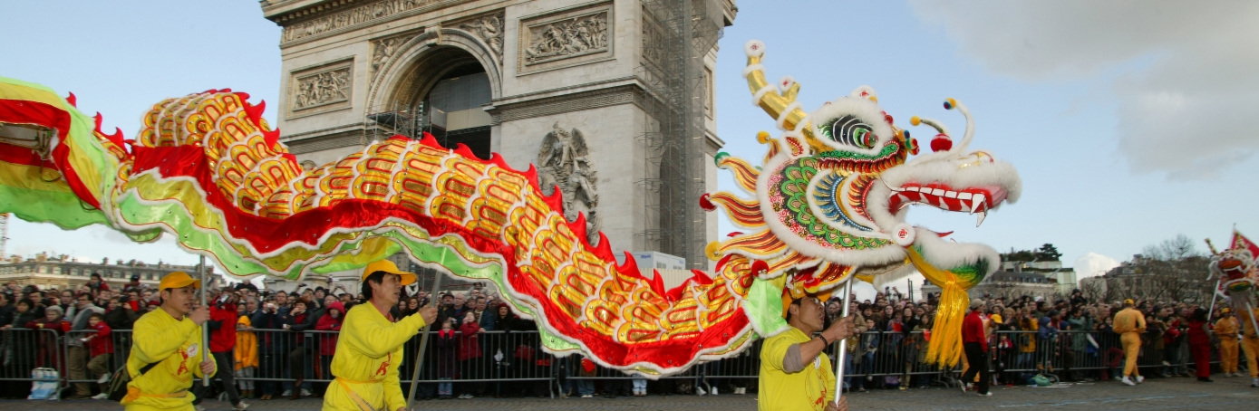 Chinese New Year Traditions Holidays