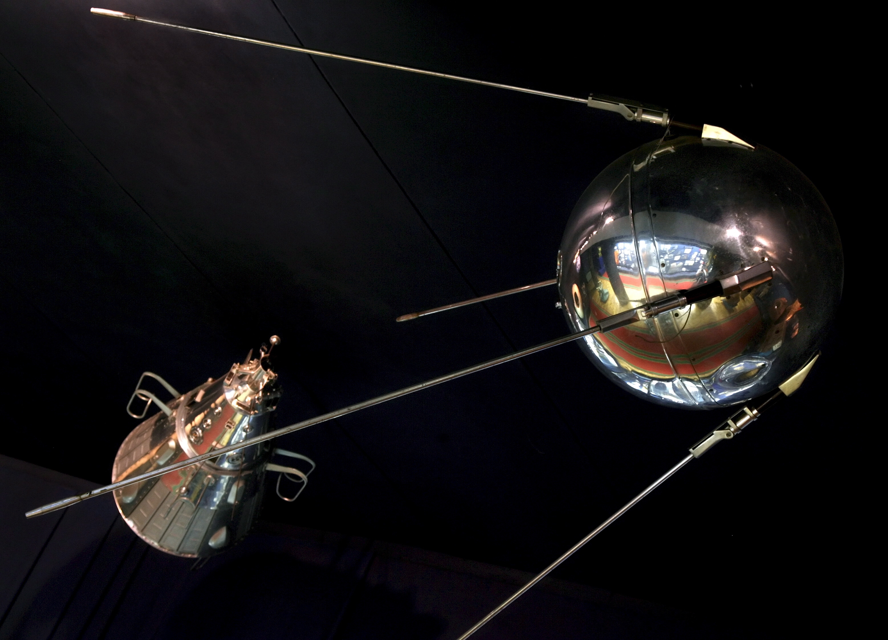 From Sputnik To Spacewalking 7 Soviet Space Firsts
