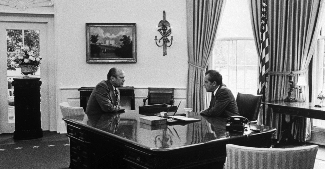 President Ford And Watergate | www.imgarcade.com - Online ...