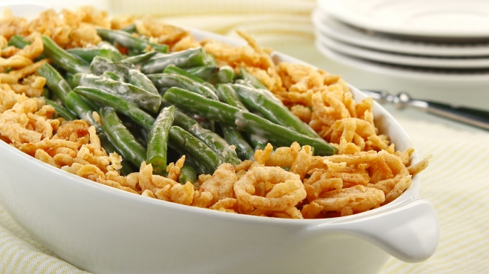 The Origins Of The Mysterious Green Bean Casserole