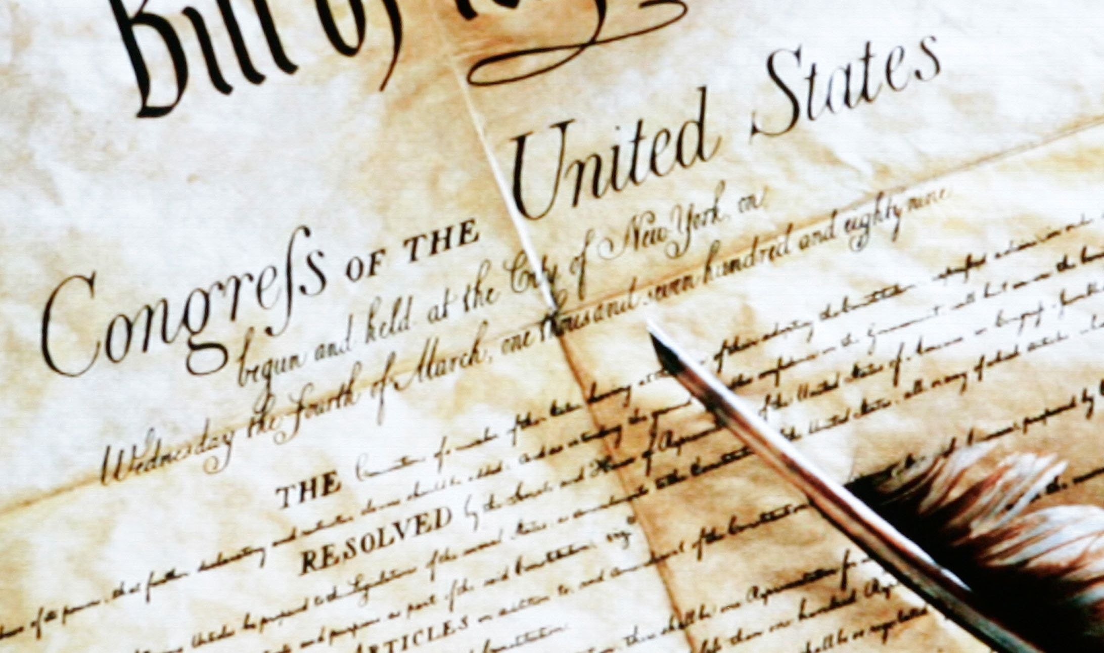 The Strange Saga Of The 27th Amendment