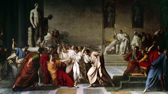 Julius Caesar, Ancient Rome