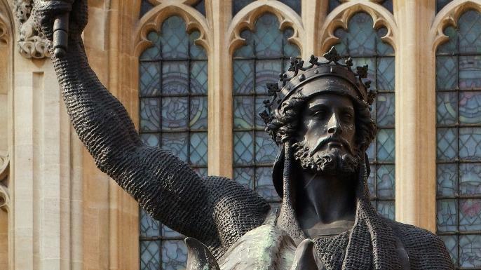 Image result for Richard the Lionheart