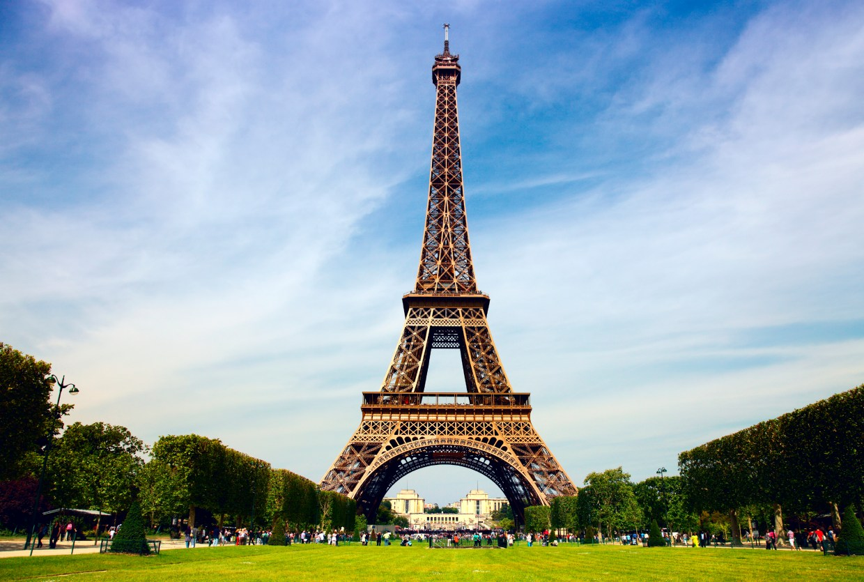 Image result for Eiffel Tower in Paris, France
