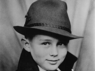 James Dean 1938. (Credit: Michael Ochs Archives/Getty Images)