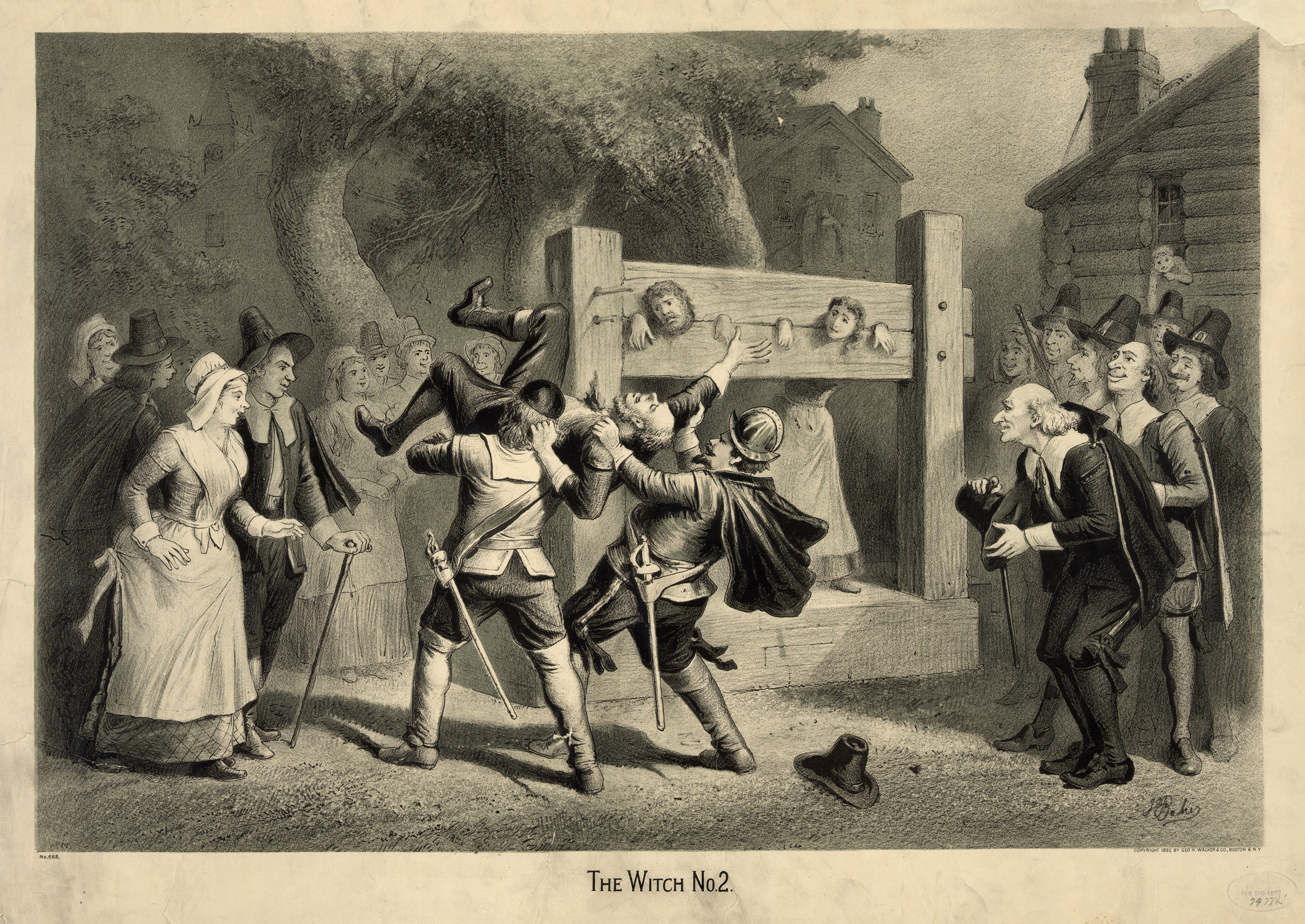Women Weren T The Only Victims Of The Salem Witch Trials