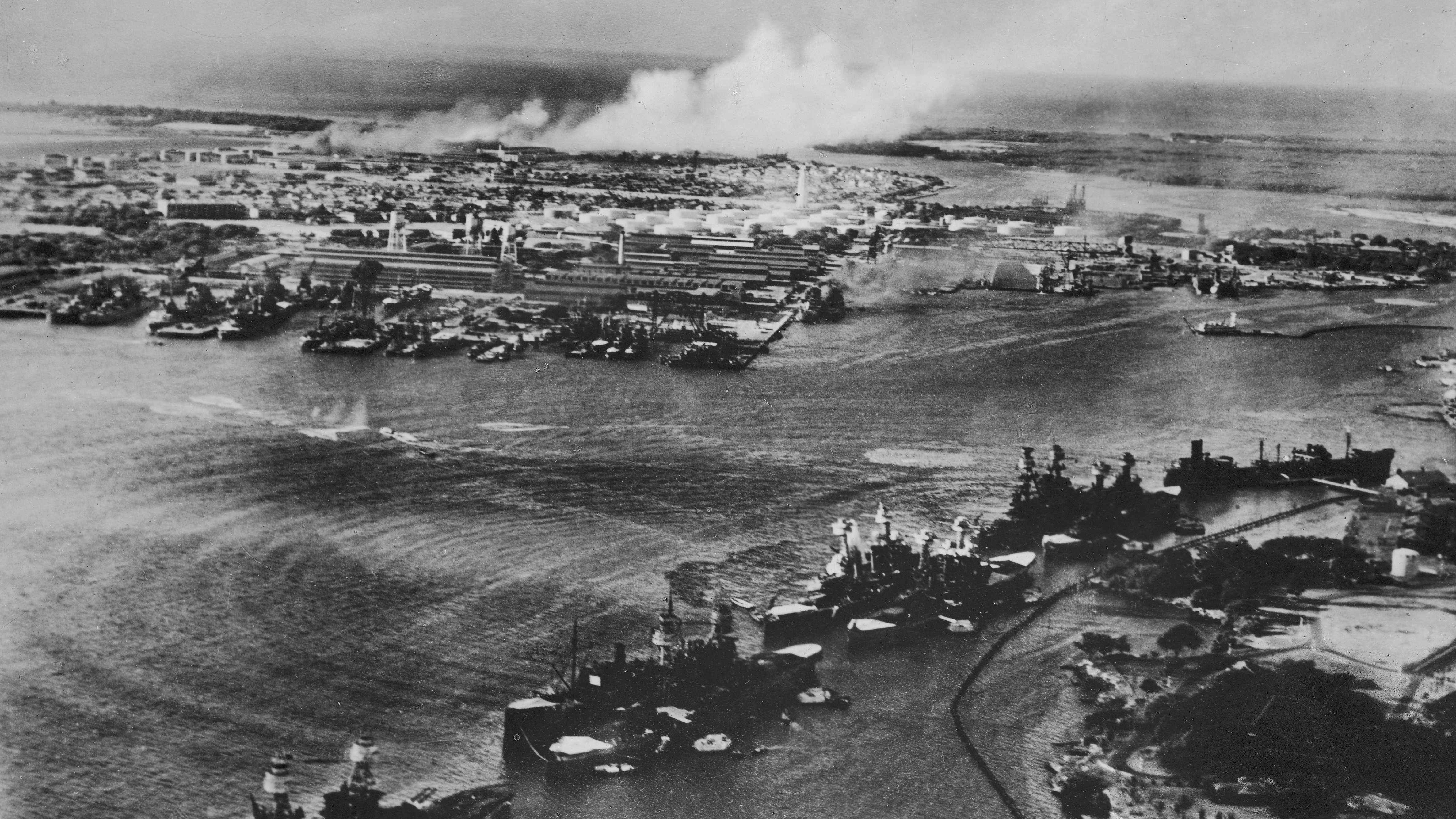 Pearl Harbor From A Sailor S Perspective