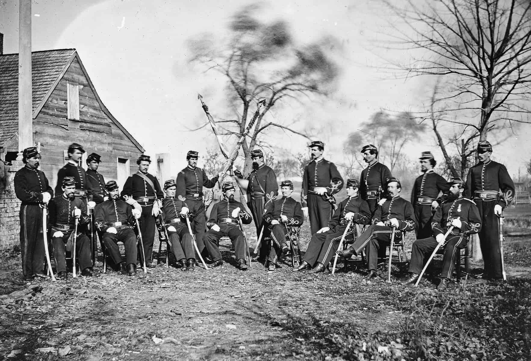 Fighting Irish 5 Irish Generals Of The American Civil War