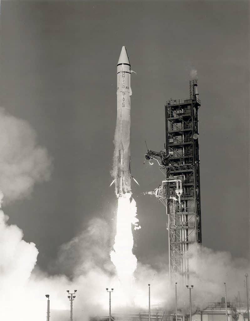 Today In History Nasa Sends Mariner 9 To Mars 1971