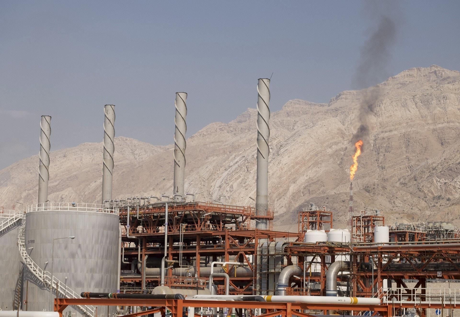 中石油接手伊朗天然氣田 不怕美國制裁?|香港01|分析評論
