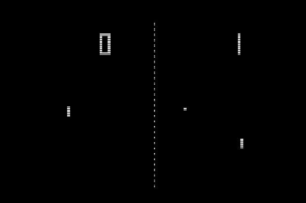 Pong, el primer juego de la historia que alcanzó fama universal