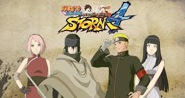 Naruto Shippuden Ultimate Ninja Storm 4 Revela Tres